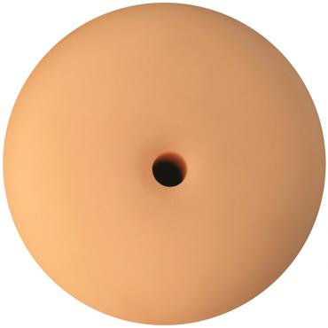 Lola Toys Discovery X-Fit, телесная Сменная насадка для вакуумной помпы lola toys discovery racer красная мужская вакуумная помпа