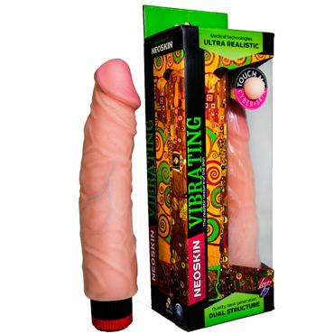 Bioclon Human Form 20,5 см, телесный Вибратор реалистичный