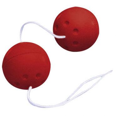 You2Toys Sarahs Secret, красные Классические вагинальные шарики анальная пробка из силикона розовая с голубым кристаллом