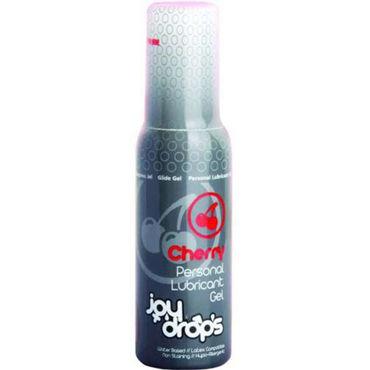 JoyDrops Cherry, 100 мл Со вкусом вишни joydrops genital bleaching 100 мл