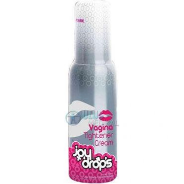 JoyDrops Vagina Tightener, 100 мл Крем для сужения влагалища смазки усиливающие ощущения другой мир