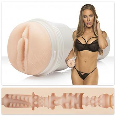 FleshLight Signature Nicole Aniston Fit Копия вагины порно-звезды Николь Энистон с уникальным внутренним рельефом fleshlight dorcel girls lola reve копия вагины порно звезды лолы реве