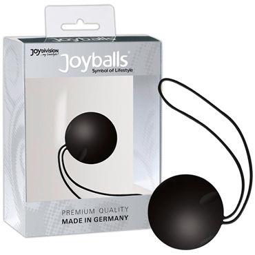 Joy Division Joyballs Trend, черный Вагинальный шарик joy division joy division closer 180 gr