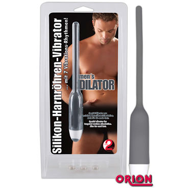 You2Toys Mens Dilator, серый Вибратор для уретры вибратор для уретры dilator vibe голубой
