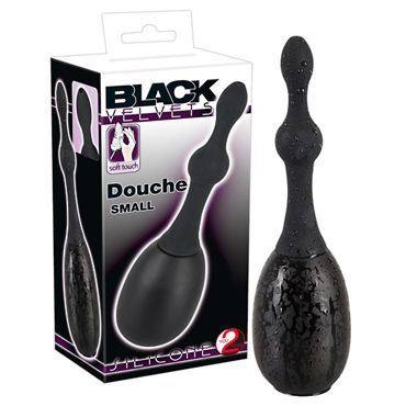 You2Toys Black Velvets Duche Small Анальный душ стимулятор you2toys backdoor lovers anal plug анальный стимулятор
