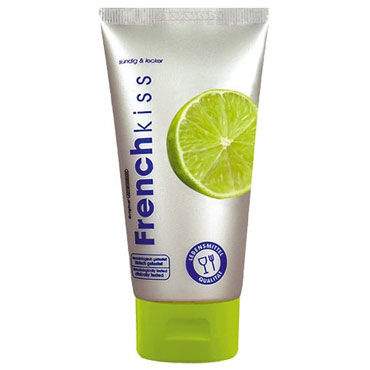 Joydivision Frenchkiss Lemon, 75мл Лубрикант для орального секса со вкусом лимона lick it schoko 50мл для орального секса шоколад