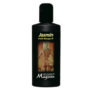 Magoon Jasmin, 200мл Массажное масло с ароматом жасмина пеньюар obsessive satinia robe black размер l xl
