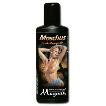 Magoon Muskus, 100 мл Массажное масло с ароматом мускуса magoon muskus 50 мл ароматизированное массажное масло