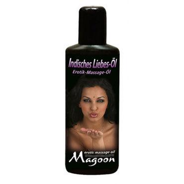 Magoon Indian Love, 100мл Массажное масло с мистическим ароматом масло массажное magoon muskus 50 мл