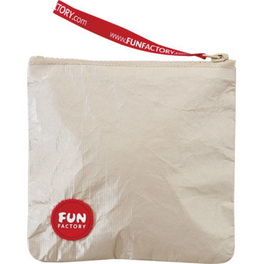 Fun Factory Toy Bag, XS Сумка для хранения игрушек, 15x15 см с подвязки размер xs