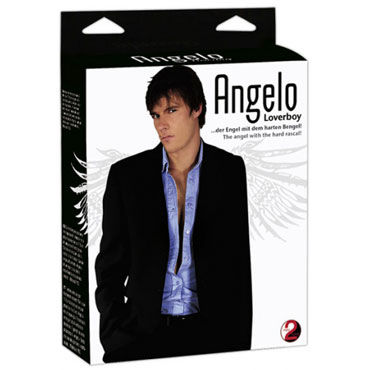 You2Toys Angelo Кукла-мужчина you2toys triple ball