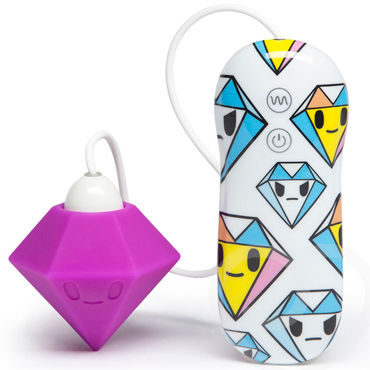 Tokidoki 10 function Purple Diamond, фиолетовый
