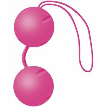 Joy Division Joyballs Trend, розовые Вагинальные шарики fifty shades of grey carnal bliss silicone anal beads гибкая анальная цепочка небольшого размера