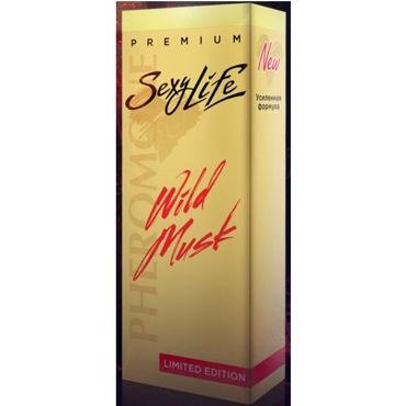 SexyLife Wild Musk №7 Honey Aound, 10мл Духи для женщин духи wild musk 1 sexy life духи wild musk 1