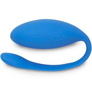 We-Vibe Jive, синий Перезаряжаемый смарт-вибратор we vibe gala розовый перезаряжаемый клиторальный стимулятор