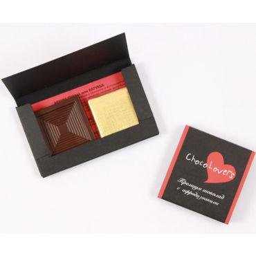ChocoLovers, 20 г Шоколад с афродизиаками juleju sweet heart 9 гр шоколад с афродизиаками для женщин