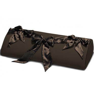 Liberator LoveArts Pillow, кофейная Подушка для любви livco corsetti roanna черная сорочка с кружевом и трусики