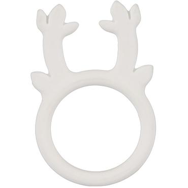 You2Toys Ring Reindeer, белое Кольцо на пенис тестер hot london sophisticateds woman женские духи с феромонами