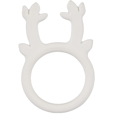 You2Toys Ring Reindeer, белое Кольцо на пенис california exotic intimate ring ribbed кольцо на пенис