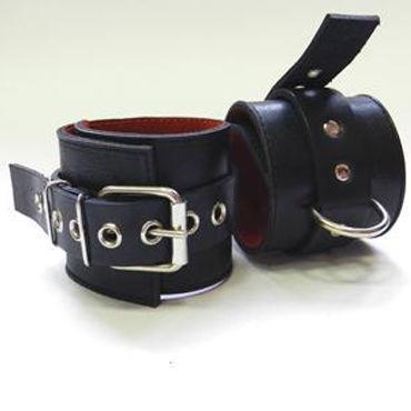 Beastly наножники, черные С мягкой подкладкой beastly наножники черные с двумя застежками