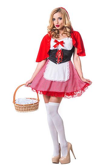 Le Frivole Красная Шапочка Платье с накидкой 3 le frivole одноклассницам