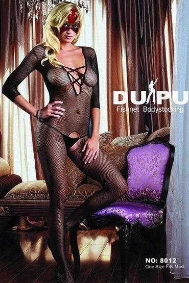 Dupu комбинезон С глубоким декольте комбинезон dupu с глубоким вырезом черный os