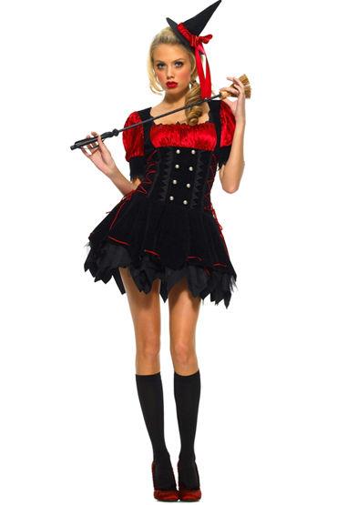 Le Frivole Озорная ведьмочка Платье с пышной юбочкой le frivole ведьмочка платье с накидкой шляпа и чулки