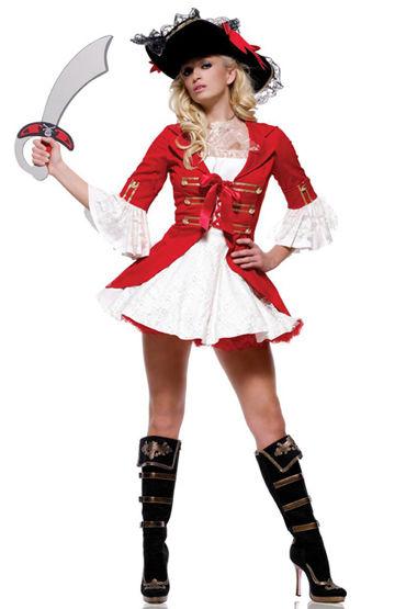 Le Frivole Мисс Флинт Красивое платье и камзол le frivole готическая вампирша красивое платье с воротником стоечкой
