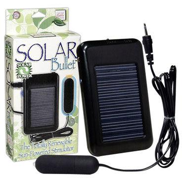 Solar виброяйцо Виброяйцо с солнечной батарейкой мужское эротическое нижнее белье night thoughts sm jj pp