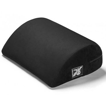Liberator Jaz Motion, черная Подушка для секса liberator ramp фиолетовая подушка для секса