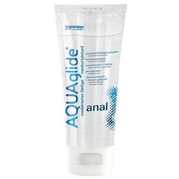 Aquaglide anal, 100 мл Лубрикант на водной основе для анального секса анальные шарики tom of finland weighted anal balls