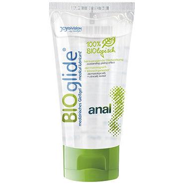 Bioglide Anal, 80 мл Гель для анального секса т хиты продаж диаметр до 2 см