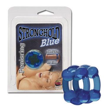 Super Flex, синее Двойное эрекционное кольцо donless презерватив 50 шт секс игрушки для взрослых
