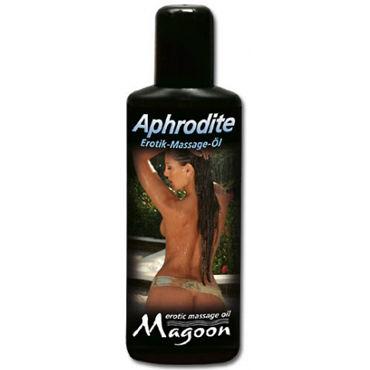 Magoon Aphrodite, 100 мл Ароматизированное массажное масло вагинальные шарики silicone ben wa balls розовые