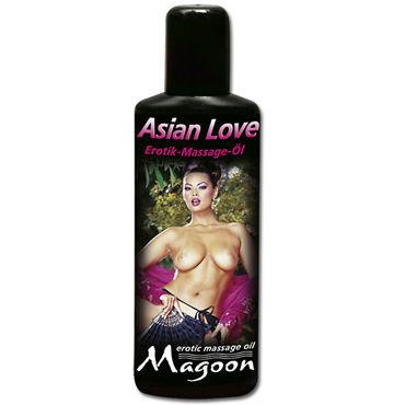 Magoon Asian Love, 100 мл Ароматизированное массажное масло масло массажное возбуждающее magoon indian love 50 мл
