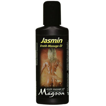 Magoon Jasmine, 50 мл Ароматизированное массажное масло масло массажное magoon muskus 100 мл