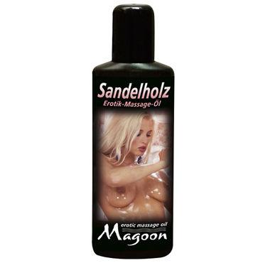 Magoon Sandalwood, 100 мл Ароматизированное массажное масло magoon indian love 200мл массажное масло с мистическим ароматом