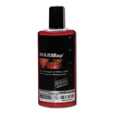 Warmup Клубника, 150 мл Ароматизированное массажное масло г съедобная косметика аромат – клубника
