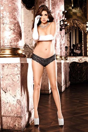 Baci трусики, черные Кружево с цветочным узором популярные товары для взрослых baci lingerie женское нижнее белье