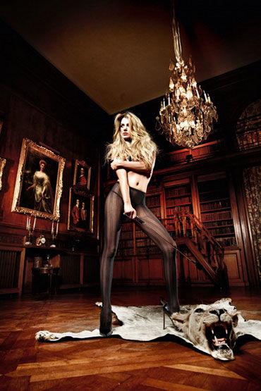 Baci колготки, черные С нежным узором в полосочку livia corsetti liama полупрозрачные трусики