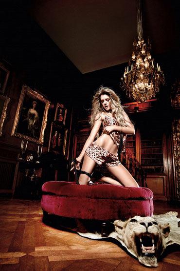 Baci комплект, леопард Сатиновые маечка и шортики топы и маечки женские материал полиэстер