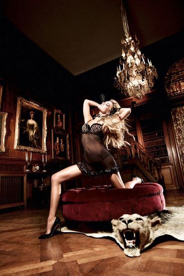 Baci мини-платье, леопардово-черное Из тюлевой ткани baci мини платье золотисто черное с нежной кружевной отделкой