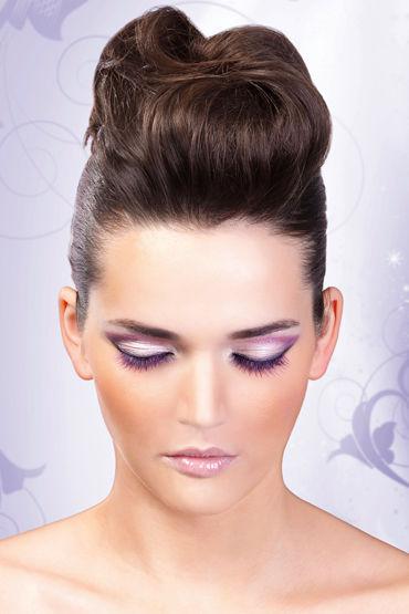 Baci Lashes Deluxe, фиолетовый Накладные ресницы хиты продаж цвет фиолетовый
