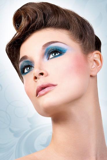 Baci Lashes Deluxe, черный Накладные ресницы ресницы перья blue queen