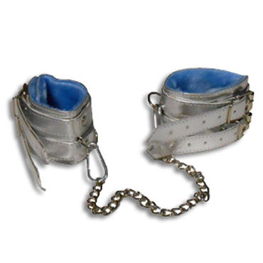 Sitabella BDSM Оковы, серебряные С мехом h бесшумные вибропули диаметр 2 3 смотреть