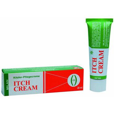 Milan Itch Cream, 28 мл Стимулирующий крем для женщин milan lila ekstase 28 мл согревающий и возбуждающий эффект