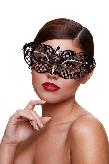 Baci Dreams Mask Midnight Маска со стразами baci dreams pastee midnight flower что это