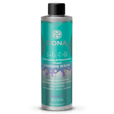 Dona Lingerie Wash Naughty Aroma Sinful Spring, 250 мл