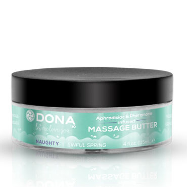 Dona Massage Butter Naughty Aroma Sinful Spring, 115 мл