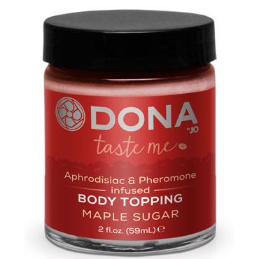 Dona Body Topping Maple Sugar, 59 мл